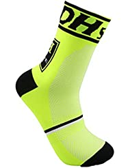 Profesional Calcetines Ciclismo Transpirable Que Absorbe Deporte Bicicletas Calcetines Hombre Mujer (6)