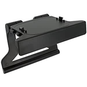 Assecure Universal TV Clip Mount Bracket Stand Clip Holder For Microsoft Xbox 360 Kinect Sensor