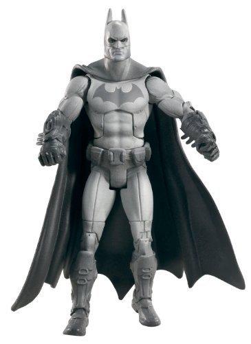 DC Comics Batman Arkham Asylum (weiß Variante) Action 15,2cm Figur Spielzeug (nicht verpackt)