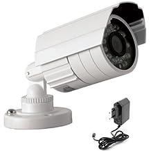 TELECAMERA VIDEOSORVEGLIANZA HD CCD SONY 3,6 MM 900 TVL 36 LED IR BNC (Tvl Telecamera Bullet)