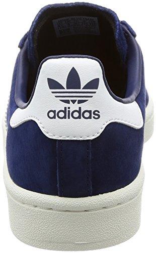 adidas Campus, Chaussures de Fitness Homme, Turquoise Bleu (Dark Blue/ftwr White/chalkwhite)