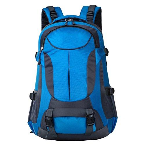 Zaino Escursionistico Xin Alpinismo Sport E Tempo Libero Campeggio Viaggi Escursioni Zaino Multifunzionale All'aperto. Multicolore Blue