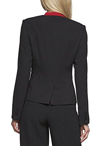APART Fashion Damen Blazer Blazer Schwarz (schwarz 0)