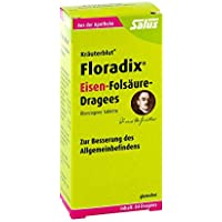 Floradix Eisen + Folsäure, 84 Tabletten preisvergleich bei billige-tabletten.eu