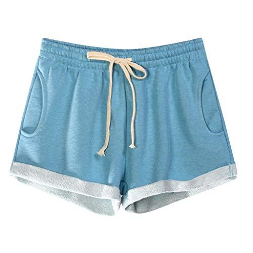 UFACE Damen Shorts Onlneil Paperbag WVN Mac Cord