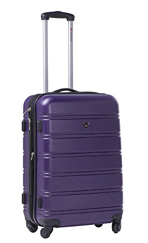 Travelhouse ABS Hard shell 4 wheel Travel Trolley