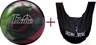 'Bowlingball–Principiantes y räum Ball T de zona nothern Lights 6Lbs hasta 15Lbs + See Saw Saco de balón para limpiar