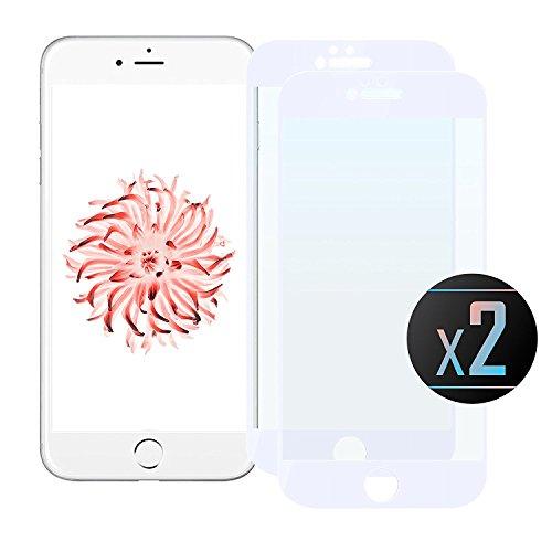 2-x-pellicola-vetro-temperato-iphone-7-white-protezione-dello-schermo-neveqr-pellicola-protettiva-di
