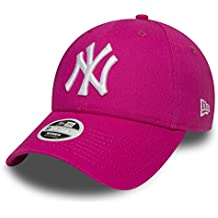 New Era 9forty Strapback Cap MLB New York Yankees los Angeles Dodgers Hombres Mujeres Gorra Sombrero