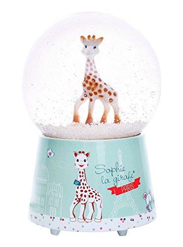 "Trousselier Spieluhr 98062 - Schüttelkugel / Schneekugel ""Giraffe Sophie"""