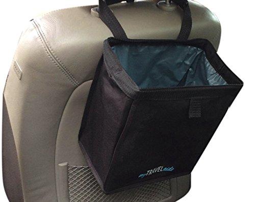 Preisvergleich Produktbild Auto-Abfalleimer-Einzigartiges, hochwertige, auslaufsicher, aufhängen Abfallbeutel für Fahrzeuge von mytravelaide