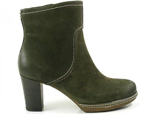Gabor Shoes 32.87 Damen Kurzschaft Stiefel Grün