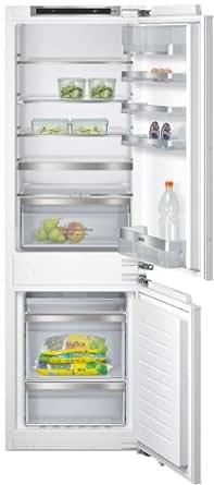 Siemens ki86naf30IQ500encastrable Réfrigérateur/Congélateur/A + + +/177,2cm Hauteur/221kWh/an/188L Partie/67l partie Congélateur/Hydro Fresh Boîte de refroidissement avec Humidité/flachschanier