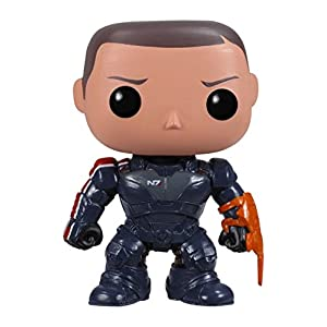 Funko Pop Comandante Shepard (Mass Effect 09) Funko Pop Mass Effect