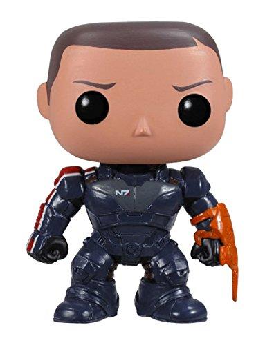 Funko Action Figures Funko POP Games Mass Effect Commander Shepard Vinyl Figure