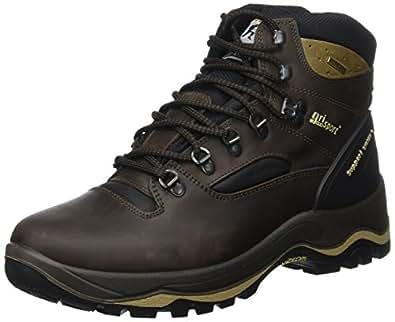 Grisport Men's Quatro Hiking Boot Brown CMG614 9 UK