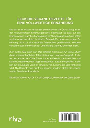 Das offizielle Kochbuch zur China Study: Über 120 vegane Rezepte - 3