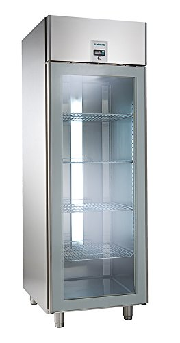 Nordcap Umluft-Gewerbekühlschrank KU 702-G-Z Comfort