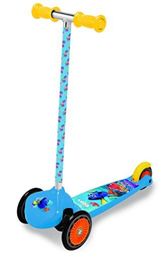 Smoby 7600750215 - Monopattino Tre Ruote Twist Disney Dory
