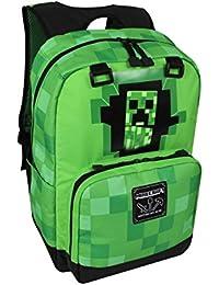 Minecraft Kids Creeper Backpack