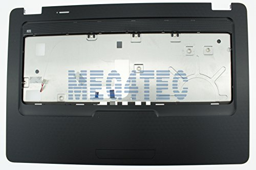 New HP G62/Compaq CQ62Schwarz Handauflage Touchpad Tasten Lautsprecher 606004–001