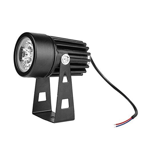 Vvciic 3W Mini wasserdichte LED-Scheinwerfer im Freien