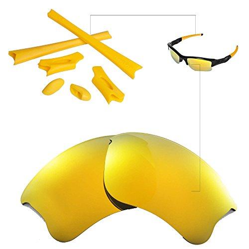 walleva-24k-gold-polarized-lenses-and-yellow-rubber-kit-for-oakley-flak-jacket-xlj