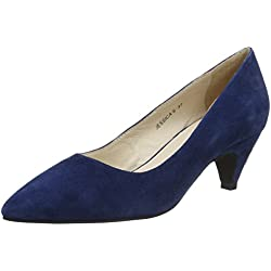 SHOE THE BEAR Damen Jessica S Plateau Pumps, Mehrfarbig (170 Blue), 40 EU