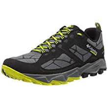 Columbia Men's Trans Alps Ii' Trail Running Shoes, Grey (Ti Grey Steel, Zour 033), 11 UK 45 EU