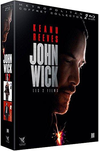 John Wick 1 & 2 [Blu-ray]