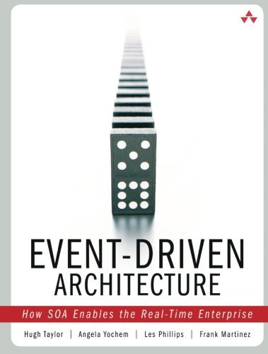 Event-Driven Architecture: How SOA Enables the Real-Time Enterprise by Hugh Taylor (2009-02-27)
