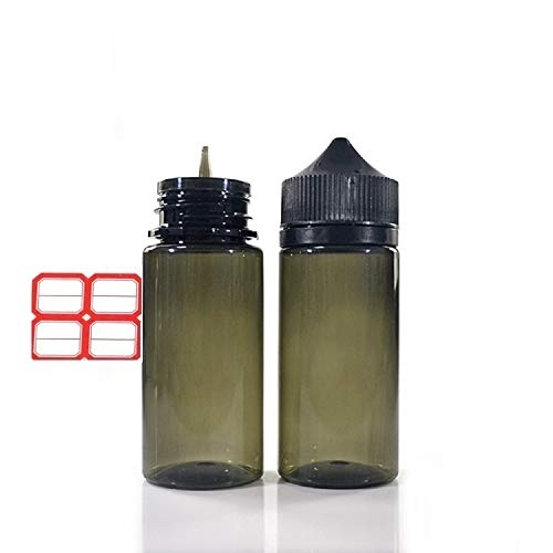 5 pcs recambios zumo Eliquid 30 ml embudo etiqueta