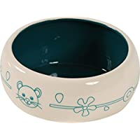 écuelle cerámica Gran Modelo anti inversión Laguna 1L diámetro 18,5cm para roedores.