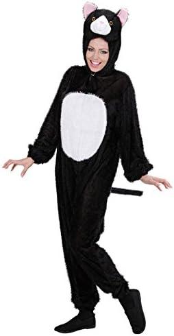 WIDMANN 9928 A – Adultes Adultes Adultes Costume Chat, combinaison avec masque, Taille M 28150c