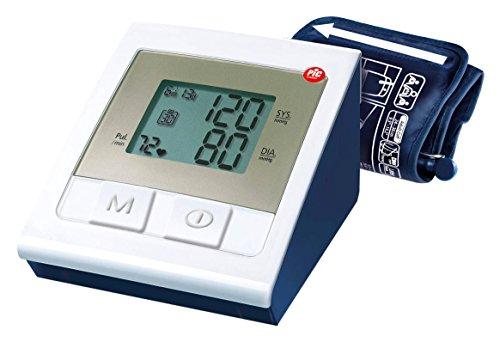 Pic Solution classic check Tensiomètre automatique de bras Classic Check Blanco y azul marino
