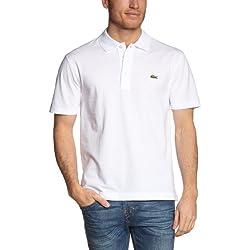 Lacoste - Polo - L1230-00 - Sport - Homme - Blanc (Blanc) - XX-Large (FR: 7)
