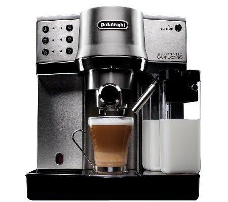 Preisvergleich Produktbild DeLonghi 15-Bar Pump Espresso with Auto Cappuccino System by DeLonghi