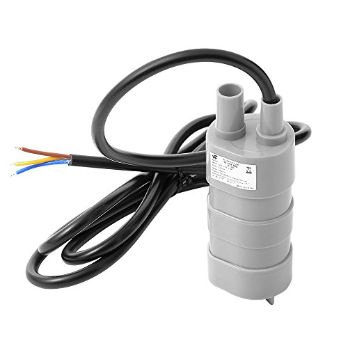 Preisvergleich Produktbild XCSOURCE JT-500 600 L / H Tauchpumpe Tauchpumpe Unterwasserpumpe Badepumpe 5M / 16.4ft DC12V mit Kabel TE484