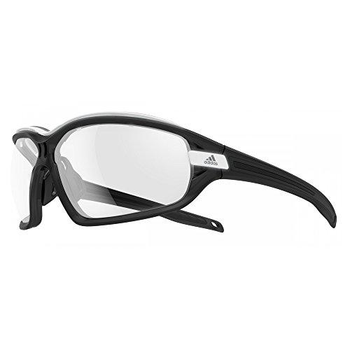 adidas Evil Eye Evo Pro L Sonnenbrille 2018 Coal Reflective Vario Antifog Clear/Grau
