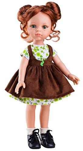 Paola Reina 04442 Muñeca Cristi 32 cm