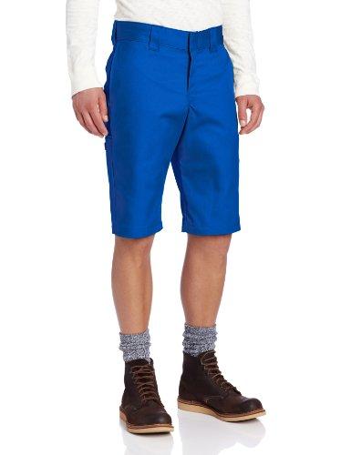 Dickies - Slim 13, Shorts da uomo Blu (Royal Blue)