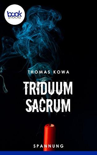 Buchseite und Rezensionen zu 'Triduum Sacrum' von Thomas Kowa