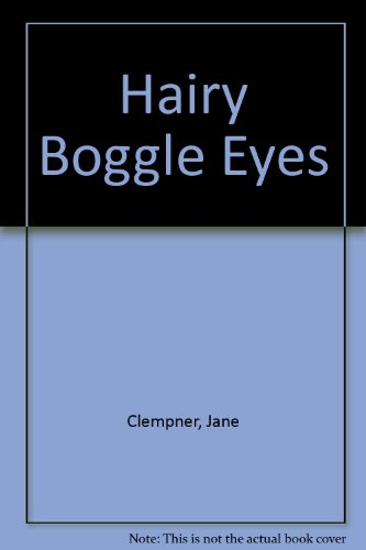 Hairy boggle eyes : can I help?