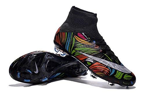new product 3dfce b1f20 demonry arc-en-ciel pour homme chaussures de football Mercurial Superfly FG  Bottes de