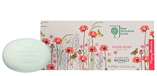 royal-horticultural-society-poppy-meadow-savon-pour-les-mains-3-x-100g