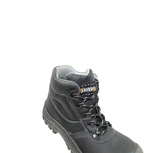 Auda s3 chaussures berufsschuhe businessschuhe chaussures de trekking (noir) Schwarz