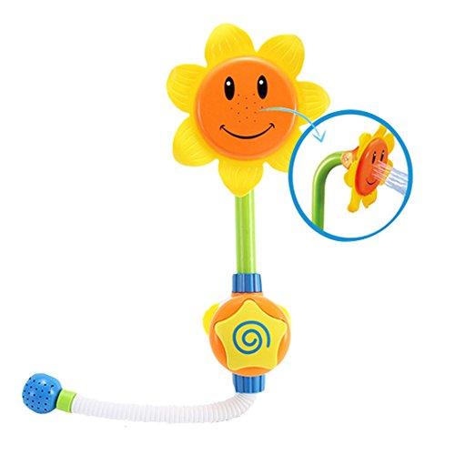 aisi-baby-kleinkind-sonnenblume-wasserspritz-dusche-spielzeug-badespielzeug-badewannenspielzeug-wass