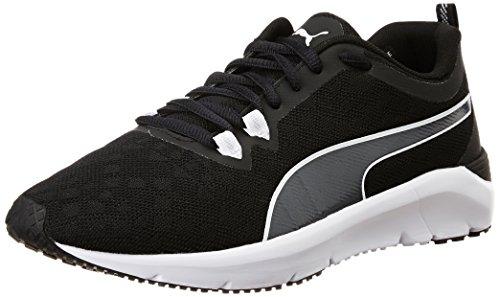 Puma Rush Wn's, Chaussures de Fitness Femme Noir (Puma Black-puma White 02)