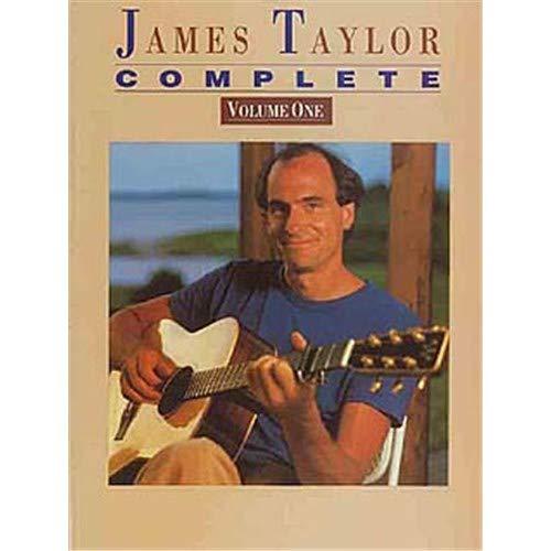James Taylor Complete Volume One für Klavier, Stimme und Gitarre. Klavier, Stimme, Gitarre Noten [Musiknoten]