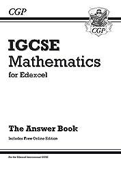IGCSE Maths Edexcel Answers (for Workbook)